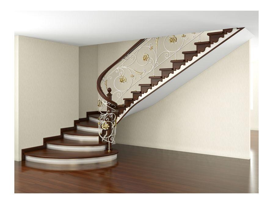 Заказать лестницы для дома и дачи в Коломне